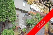 Kitsilano Townhouse for sale:  3 bedroom 1,536 sq.ft. (Listed 2015-11-10)