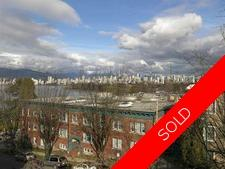Kitsilano Condo for sale: Balsam West 1 bedroom 809 sq.ft. (Listed 2017-04-19)